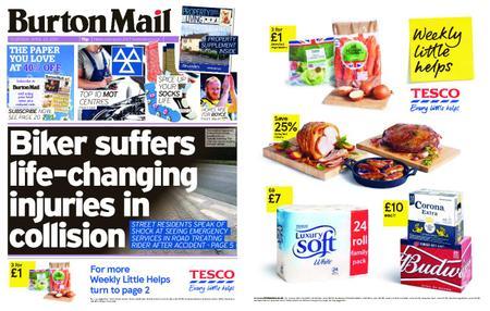 Burton Mail – April 25, 2019