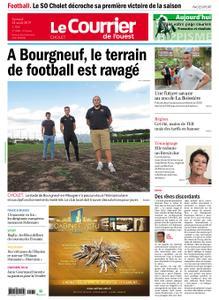 Le Courrier de l'Ouest Cholet – 24 août 2019