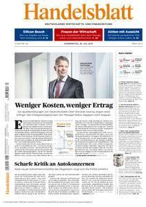 Handelsblatt - 26. Juli 2018