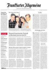 Frankfurter Allgemeine Zeitung - 25 Juni 2021
