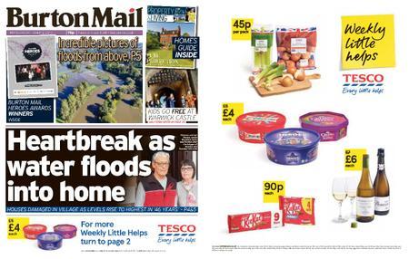 Burton Mail – October 03, 2019