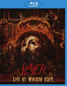 Slayer - Repentless - Live At Wacken 2014 (2015) [Blu-ray]