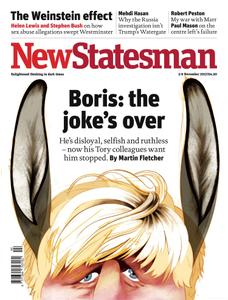 New Statesman - 3 - 9 November 2017