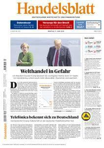 Handelsblatt - 11. Juni 2018