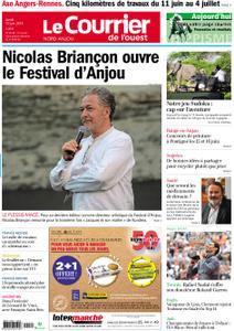 Le Courrier de l'Ouest Nord Anjou – 10 juin 2019