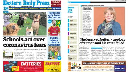 Eastern Daily Press – February 27, 2020