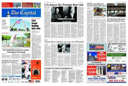 The Capital – September 18, 2017