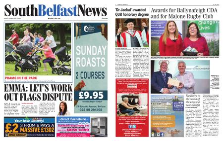South Belfast News – July 04, 2019