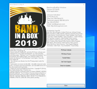 PG Music Band-in-a-Box 2019 Build 628 With Realband 2019(4