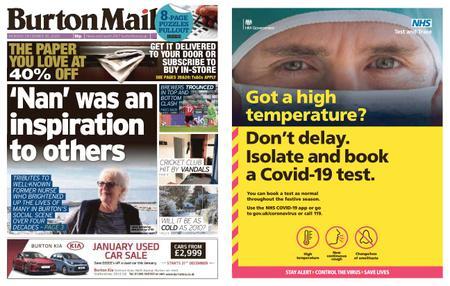 Burton Mail – December 28, 2020