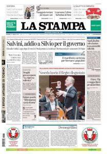 La Stampa Torino Provincia e Canavese - 27 Aprile 2018
