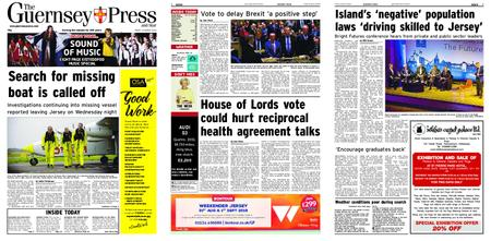 The Guernsey Press – 15 March 2019