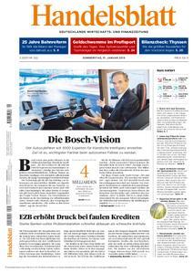 Handelsblatt - 31. Januar 2019