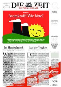 Die Zeit Schweiz - 04. März 2021