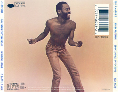 Bobby McFerrin - Spontaneous Inventions (1986) {Blue Note}