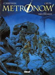 Metronom - Tome 4 - Virus Psychique