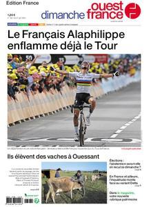 Ouest-France Édition France – 27 juin 2021