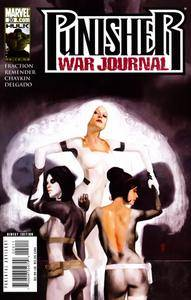 For PostalPops in case you want it all- Punisher War Journal v2 020 2008 cbr