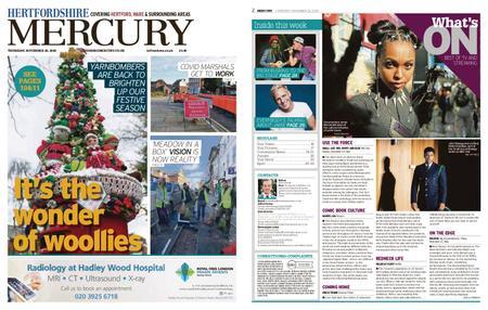 Hertfordshire Mercury – November 26, 2020