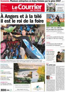 Le Courrier de l'Ouest Angers - 28 avril 2018