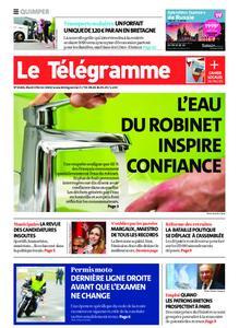 Le Télégramme Quimper – 04 février 2020