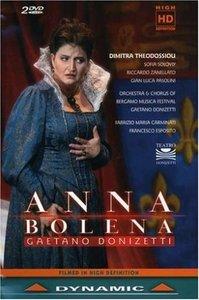 Fabiano Maria Carminati, Orchestra of Bergamo Musica Festival Gaetano Donizetti - Donizetti: Anna Bolena (2006)