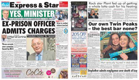 Express and Star City Edition – December 06, 2017