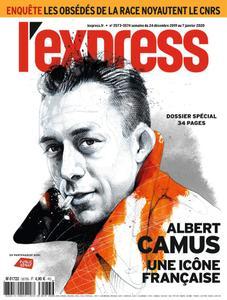 L'Express - 24 décembre 2019
