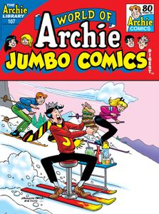 World of Archie Double Digest 107 (2021) (Forsythe-DCP