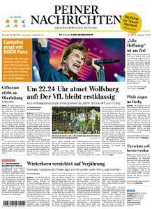 Peiner Nachrichten - 22. Mai 2018