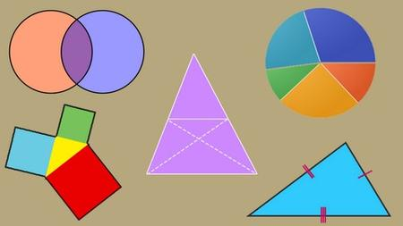 Triangles,Circles and Areas related to circles Math Geometry