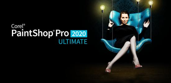 Corel PaintShop Pro Ultimate 2020 v22.0.0.132 Multilanguage + Portable