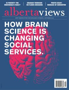 Alberta Views Magazine – October 2019