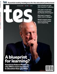 Times Educational Supplement - January 25, 2019