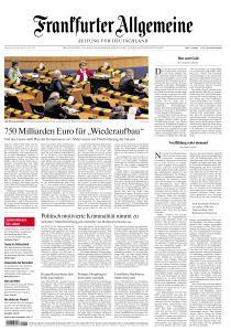Frankfurter Allgemeine Zeitung - 28 Mai 2020