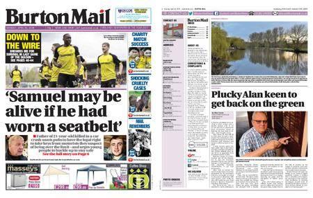 Burton Mail – April 30, 2018