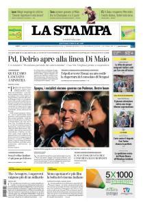 La Stampa Imperia e Sanremo - 29 Aprile 2019
