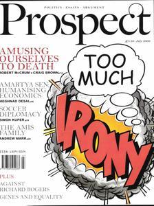 Prospect Magazine - July 2000