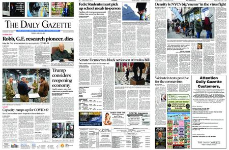 The Daily Gazette – March 24, 2020