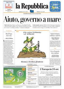 la Repubblica – 20 maggio 2019