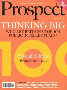 Prospect Magazine - July 2004