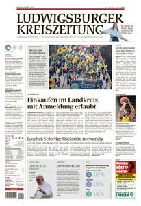 Ludwigsburger Kreiszeitung LKZ - 08 März 2021