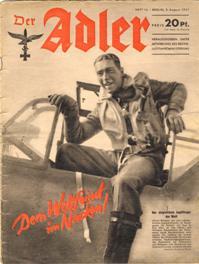 Der Adler № 16 1941