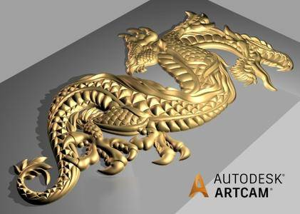 Relief Clipart Library and Component Library for Autodesk ArtCAM 2018