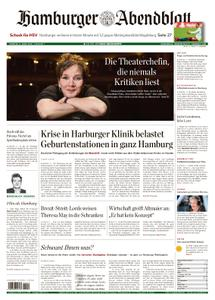 Hamburger Abendblatt Harburg Land - 09. April 2019