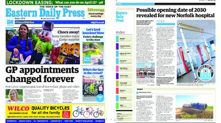 Eastern Daily Press – April 05, 2021