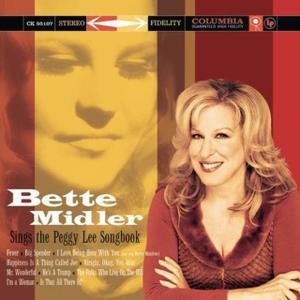 Bette Midler - Bette Midler Sings The Peggy Lee Songbook (2005)