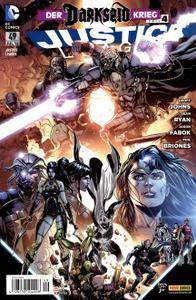 Justice League 49 Panini 2016 Drg