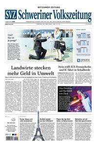 Schweriner Volkszeitung Bützower Zeitung - 26. Juni 2020