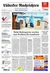 Lübecker Nachrichten Ostholstein Süd - 23. September 2018